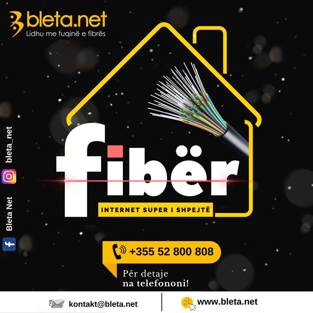 Internet me fiber optike