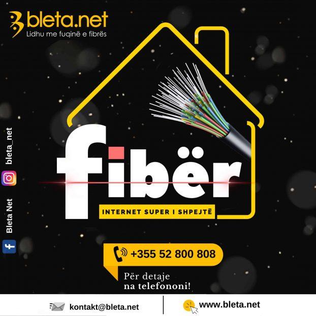 Internet me fiber optike