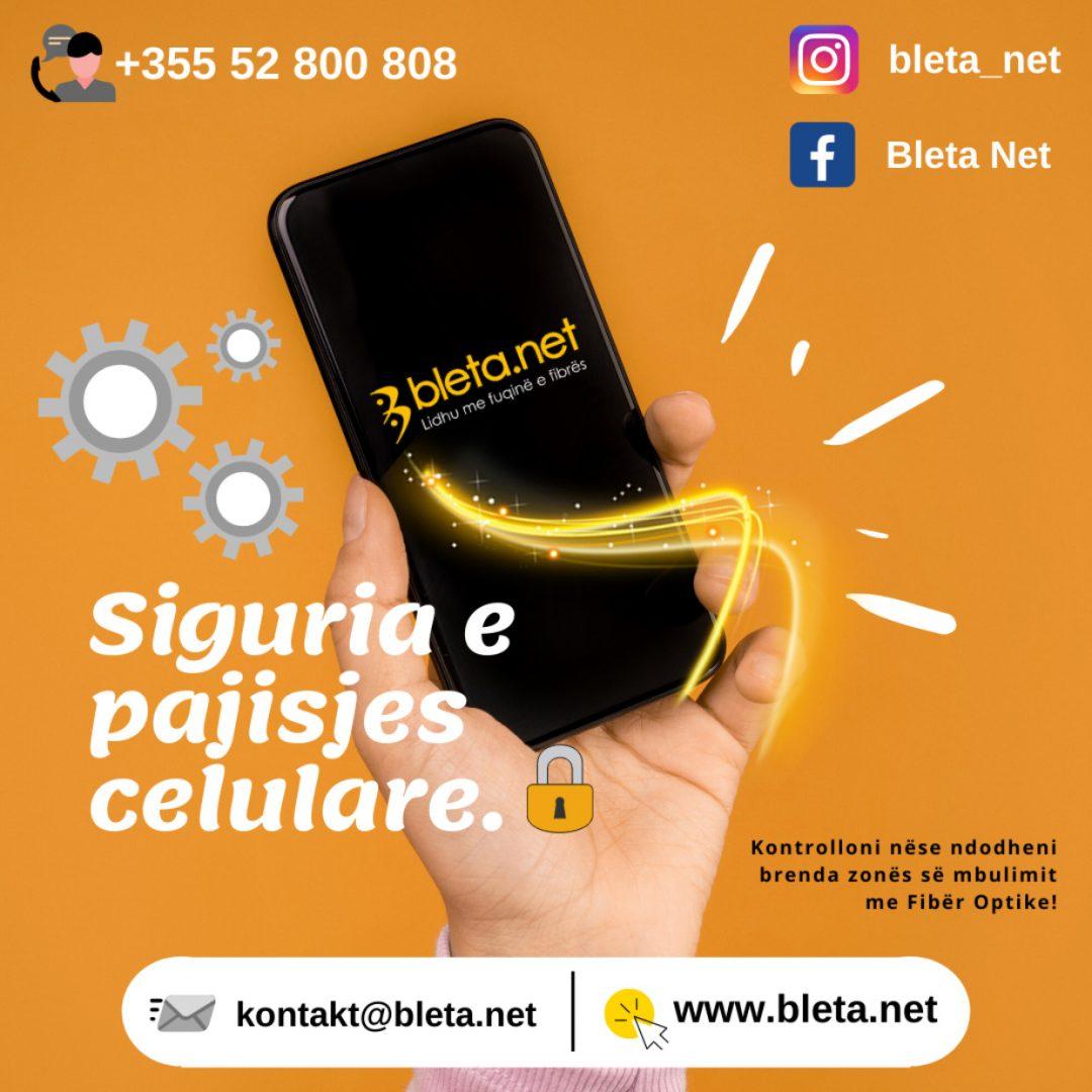 siguria e pajisjes celulare