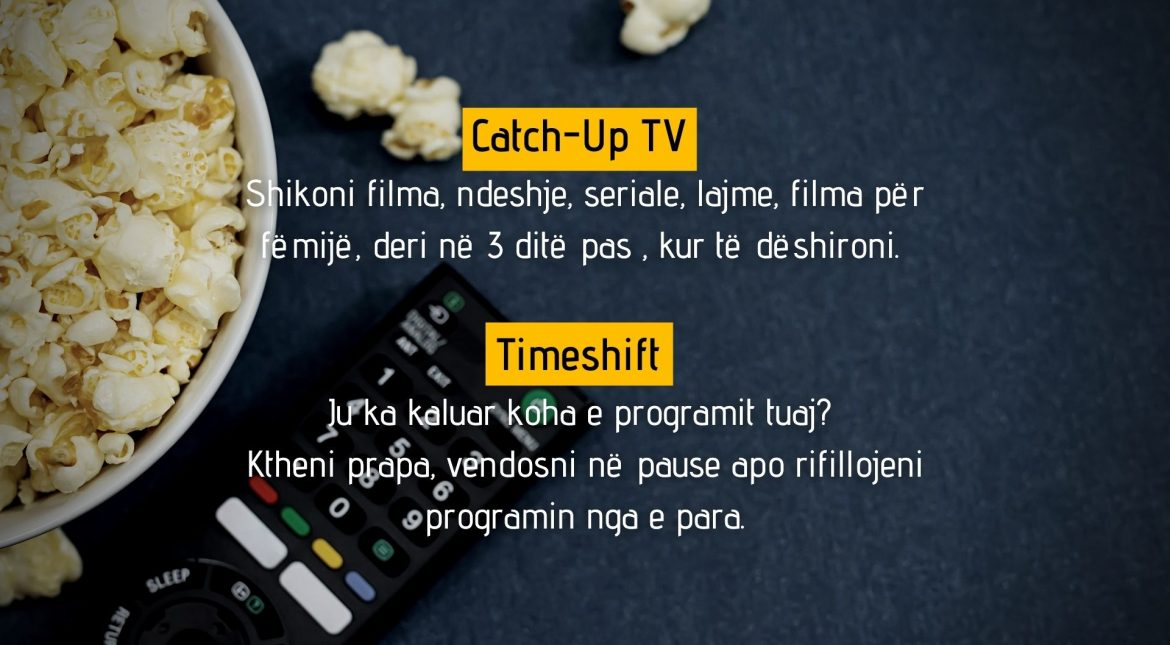 Catch Up Tv